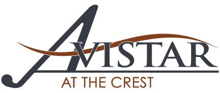 Avistar at the Crest Logo